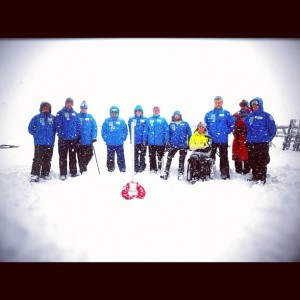 poppy day skiing