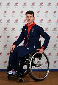 Ben Sneesby Great Britain Paralympian Alpine Skiing
