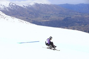 Ben Sneesby Winter Games New Zealand 2015