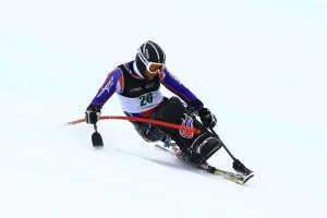 Ben Sneesby Winter Games New Zealand 2014